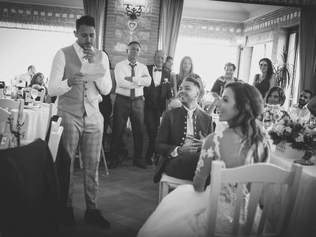 Il matrimonio di Sabrina e Alessio a Palombara Sabina, Roma 60