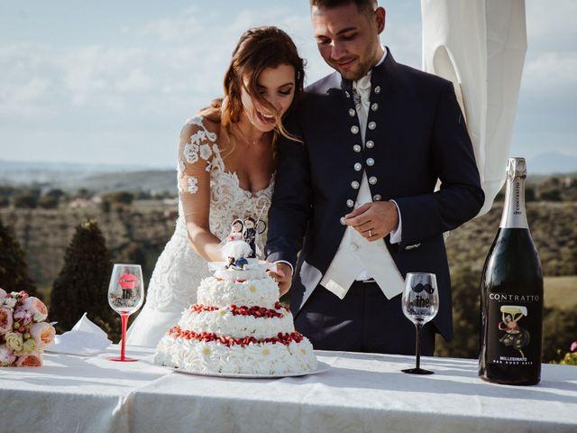 Il matrimonio di Sabrina e Alessio a Palombara Sabina, Roma 62