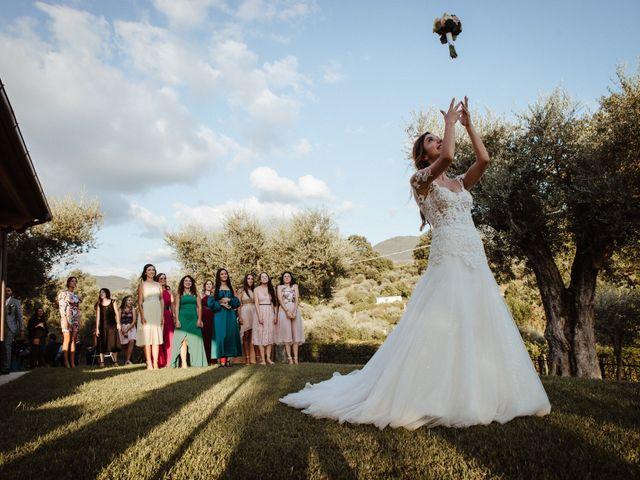 Il matrimonio di Sabrina e Alessio a Palombara Sabina, Roma 63