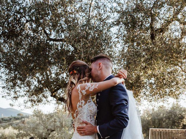 Il matrimonio di Sabrina e Alessio a Palombara Sabina, Roma 65