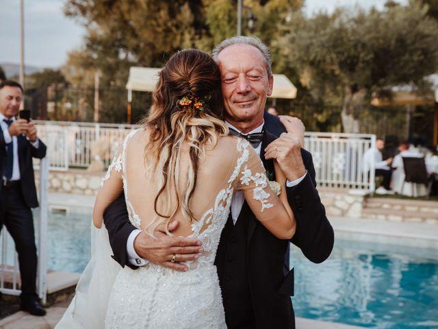 Il matrimonio di Sabrina e Alessio a Palombara Sabina, Roma 66