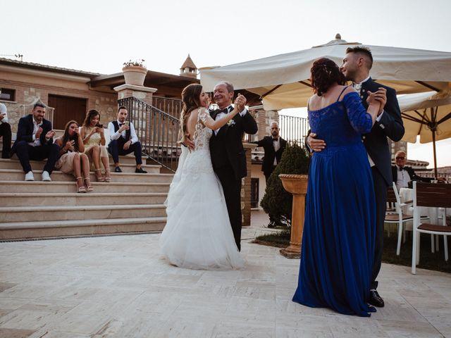 Il matrimonio di Sabrina e Alessio a Palombara Sabina, Roma 67