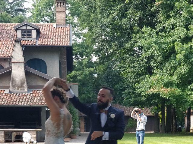 Il matrimonio di Vincenzo e Chiara a Truccazzano, Milano 2