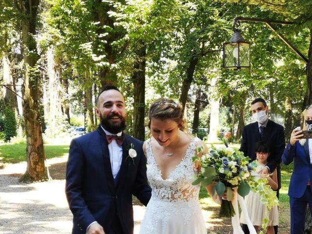 Il matrimonio di Vincenzo e Chiara a Truccazzano, Milano 4