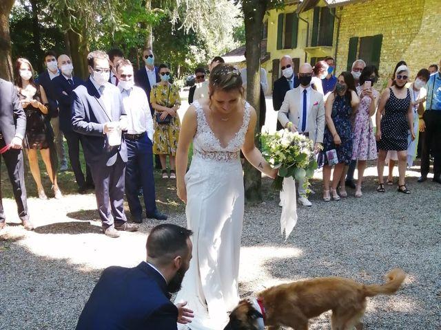 Il matrimonio di Vincenzo e Chiara a Truccazzano, Milano 5