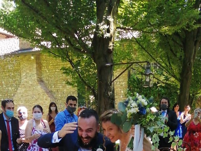 Il matrimonio di Vincenzo e Chiara a Truccazzano, Milano 1