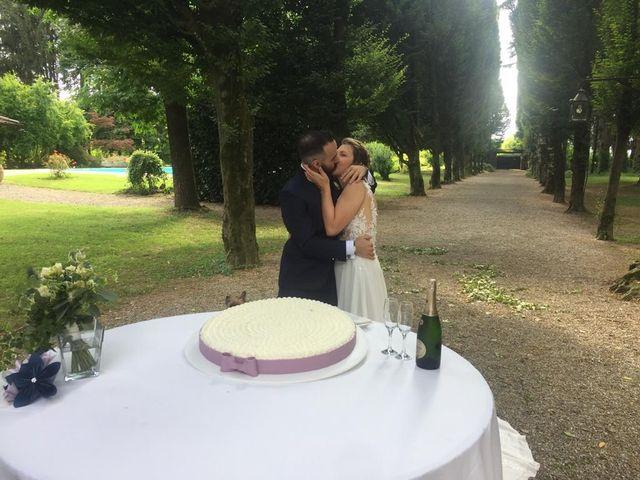 Il matrimonio di Vincenzo e Chiara a Truccazzano, Milano 7