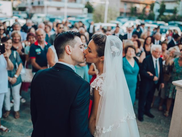 Il matrimonio di Luigi e Nicole a Pescara, Pescara 3