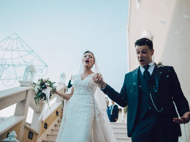 Il matrimonio di Luigi e Nicole a Pescara, Pescara 96