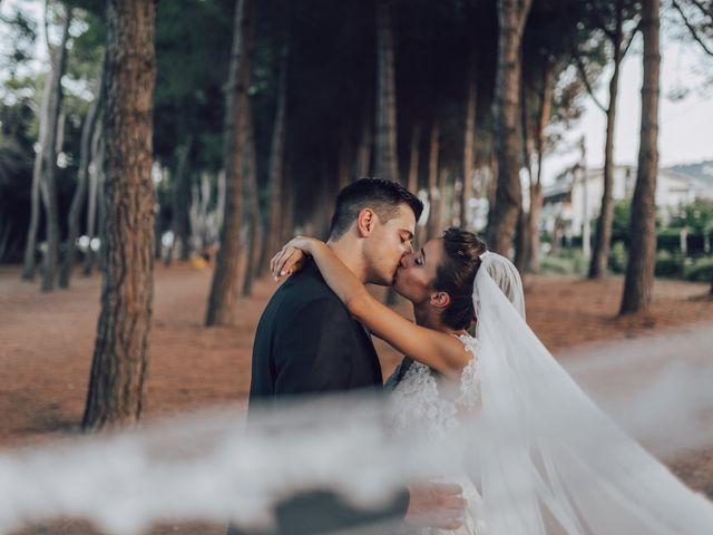 Il matrimonio di Luigi e Nicole a Pescara, Pescara 104
