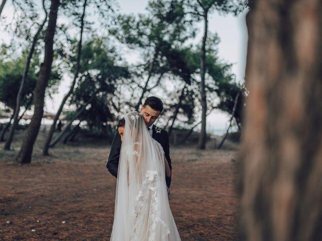Il matrimonio di Luigi e Nicole a Pescara, Pescara 105