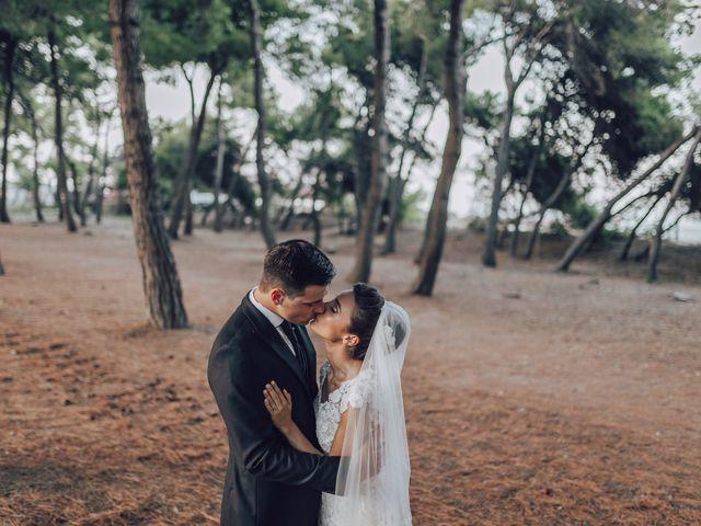 Il matrimonio di Luigi e Nicole a Pescara, Pescara 111