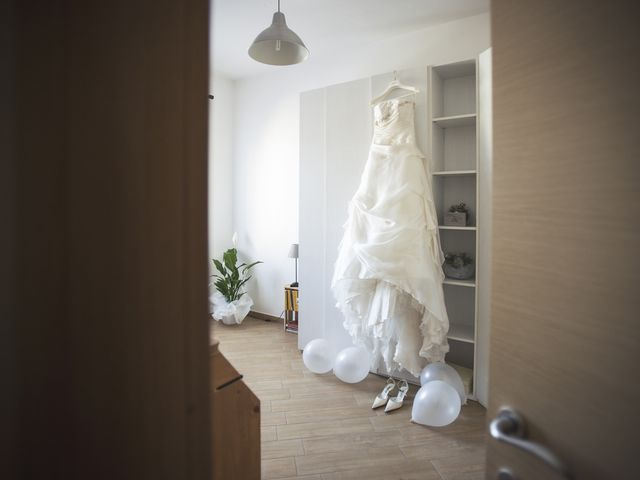 Il matrimonio di Francesco e Ilaria a Grottaferrata, Roma 3