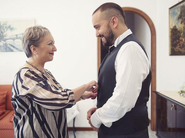 Il matrimonio di Francesco e Ilaria a Grottaferrata, Roma 10