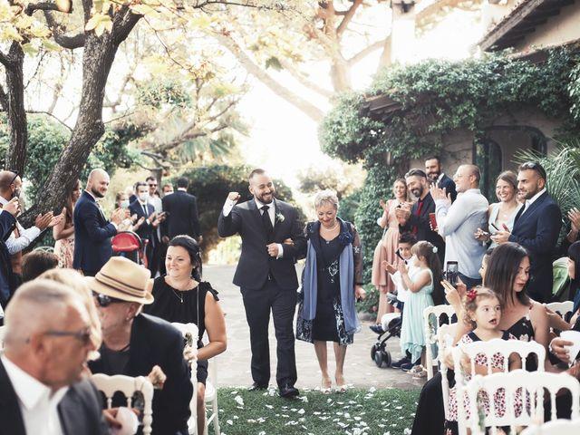 Il matrimonio di Francesco e Ilaria a Grottaferrata, Roma 13