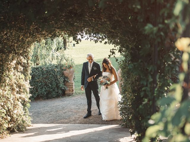 Il matrimonio di Francesco e Ilaria a Grottaferrata, Roma 15