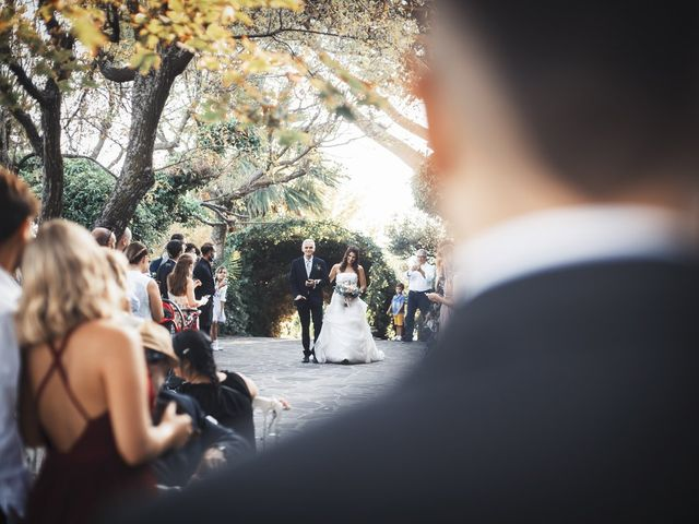 Il matrimonio di Francesco e Ilaria a Grottaferrata, Roma 16