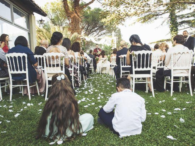 Il matrimonio di Francesco e Ilaria a Grottaferrata, Roma 18
