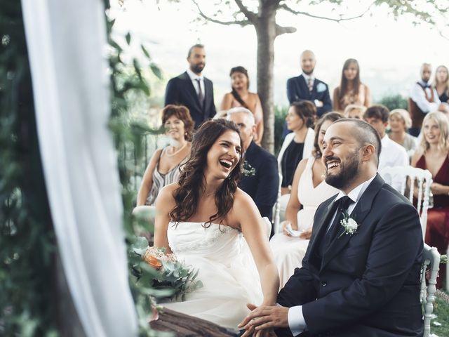 Il matrimonio di Francesco e Ilaria a Grottaferrata, Roma 20