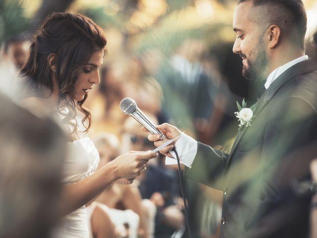 Il matrimonio di Francesco e Ilaria a Grottaferrata, Roma 1