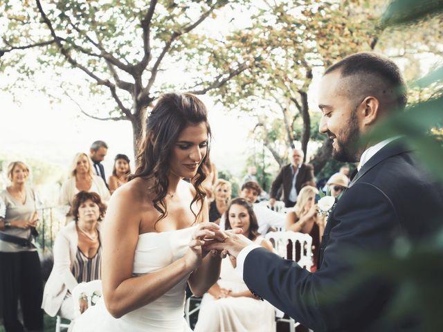 Il matrimonio di Francesco e Ilaria a Grottaferrata, Roma 21