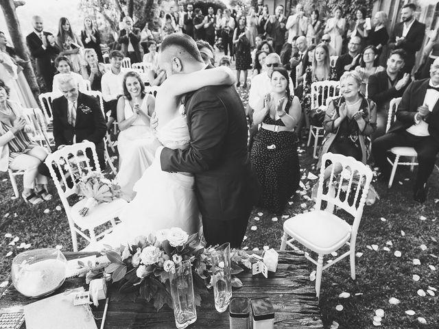 Il matrimonio di Francesco e Ilaria a Grottaferrata, Roma 22