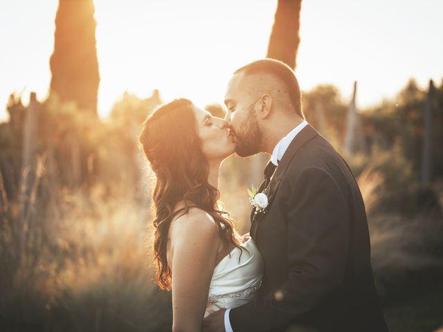 Le nozze di Ilaria e Francesco