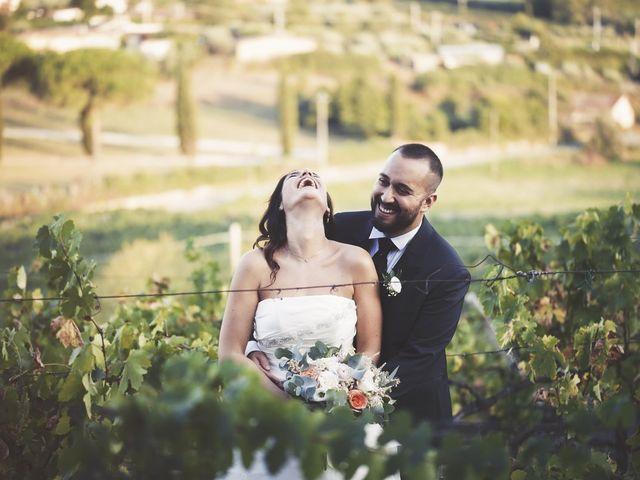 Il matrimonio di Francesco e Ilaria a Grottaferrata, Roma 2