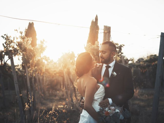 Il matrimonio di Francesco e Ilaria a Grottaferrata, Roma 24