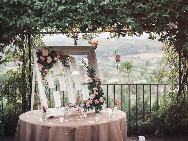 Il matrimonio di Francesco e Ilaria a Grottaferrata, Roma 26