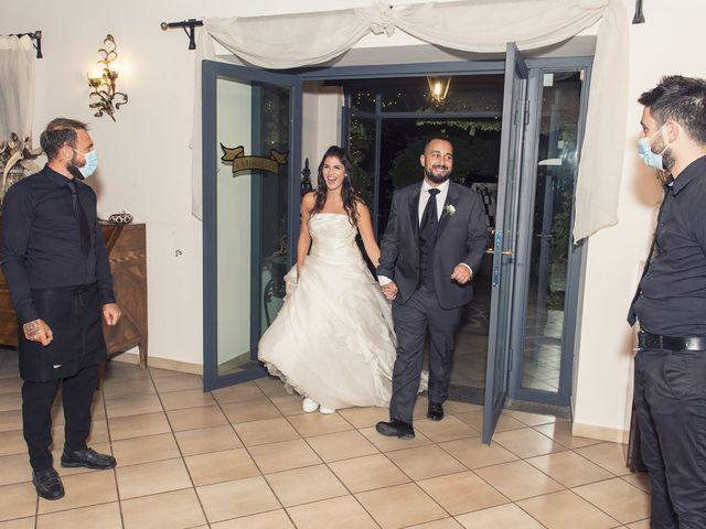 Il matrimonio di Francesco e Ilaria a Grottaferrata, Roma 27