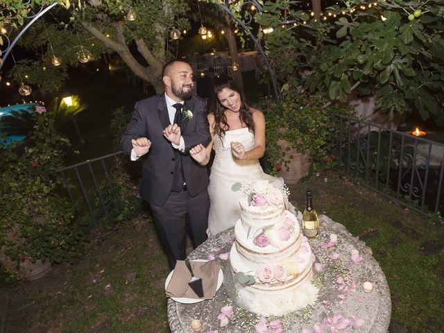 Il matrimonio di Francesco e Ilaria a Grottaferrata, Roma 31