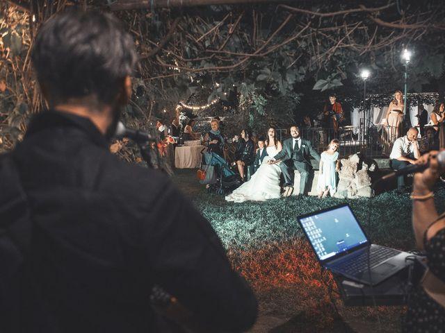 Il matrimonio di Francesco e Ilaria a Grottaferrata, Roma 33