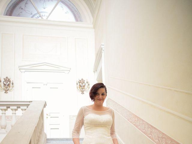 Il matrimonio di Luca e Arianna a Marnate, Varese 3
