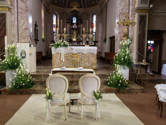 Il matrimonio di Luca e Arianna a Marnate, Varese 2