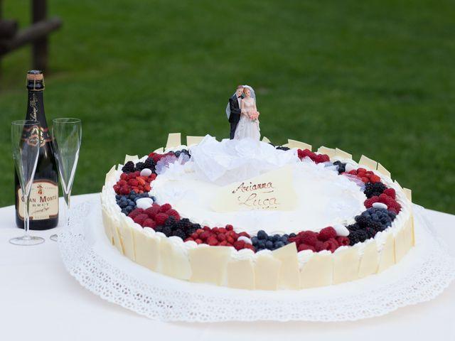 Il matrimonio di Luca e Arianna a Marnate, Varese 5
