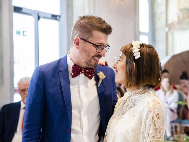 Il matrimonio di Matteo e Graziella a Milano, Milano 4