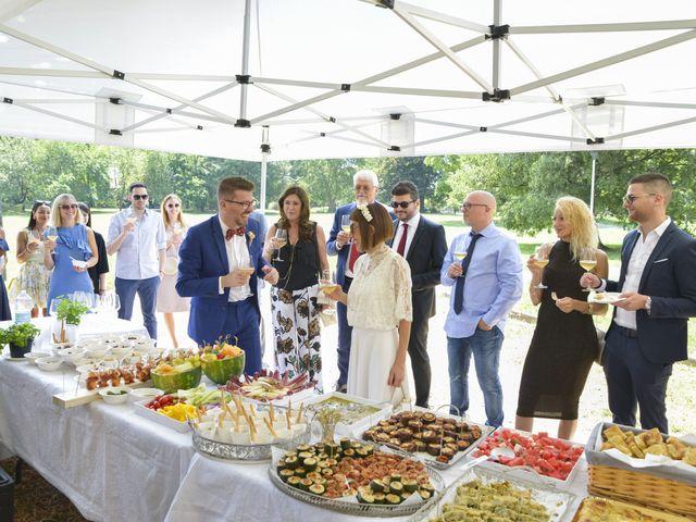 Il matrimonio di Matteo e Graziella a Milano, Milano 9