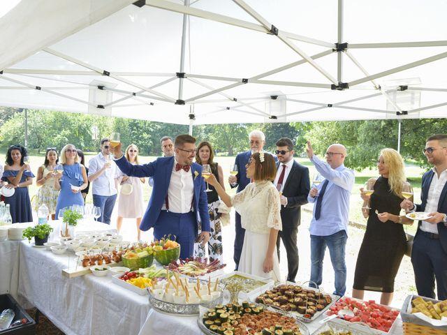 Il matrimonio di Matteo e Graziella a Milano, Milano 10