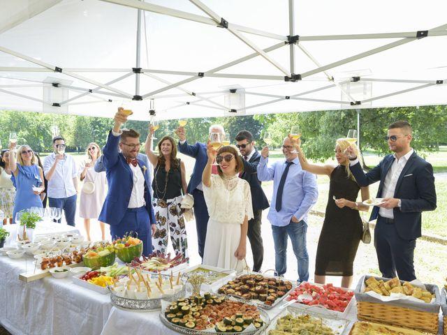 Il matrimonio di Matteo e Graziella a Milano, Milano 11