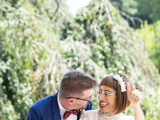 Il matrimonio di Matteo e Graziella a Milano, Milano 15