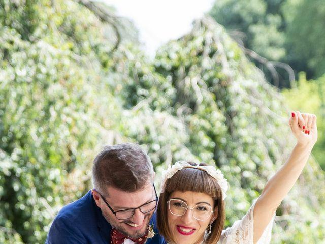 Il matrimonio di Matteo e Graziella a Milano, Milano 16