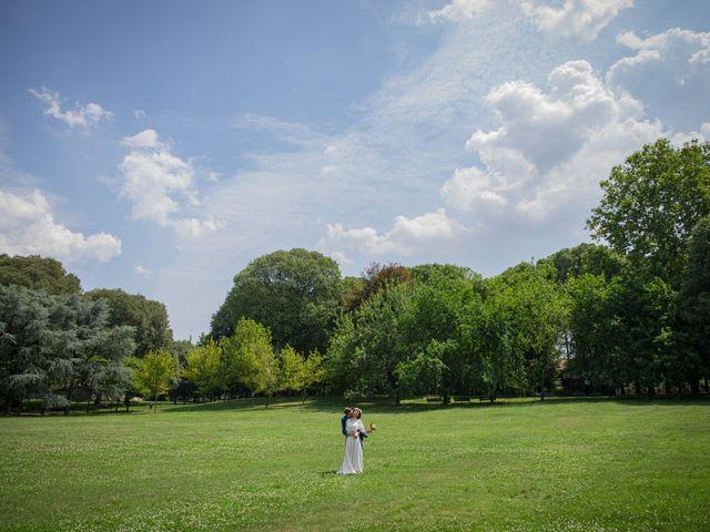 Il matrimonio di Matteo e Graziella a Milano, Milano 17