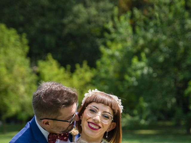 Il matrimonio di Matteo e Graziella a Milano, Milano 18