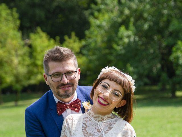 Il matrimonio di Matteo e Graziella a Milano, Milano 19