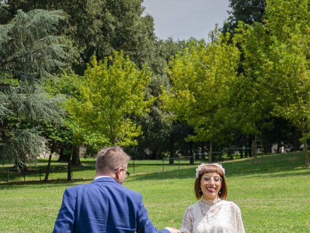 Il matrimonio di Matteo e Graziella a Milano, Milano 20