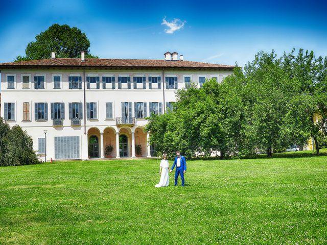 Il matrimonio di Matteo e Graziella a Milano, Milano 21
