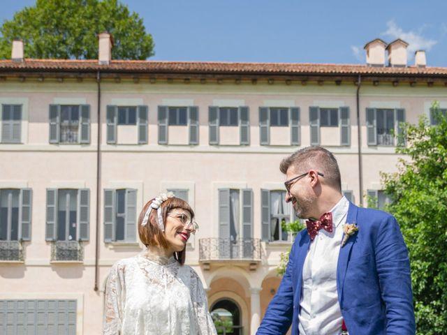 Il matrimonio di Matteo e Graziella a Milano, Milano 22