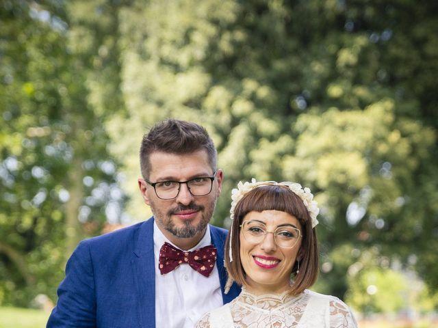 Il matrimonio di Matteo e Graziella a Milano, Milano 24