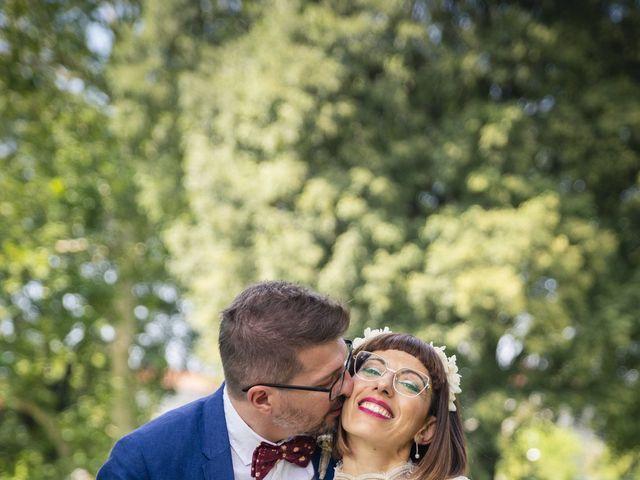 Il matrimonio di Matteo e Graziella a Milano, Milano 25